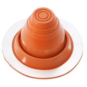 No 1 Silicone Universal Round Base Pipe Boot