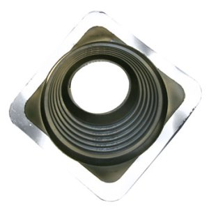 No 7 EPDM Square Base Pipe Boot