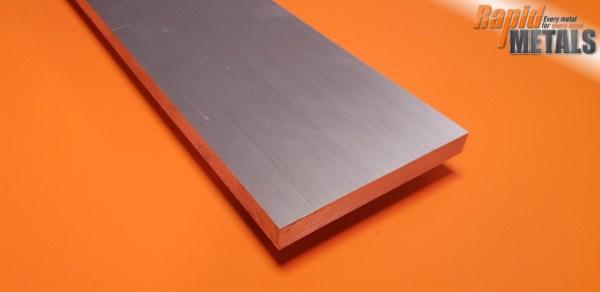 Aluminium (6082) Plate 25mm