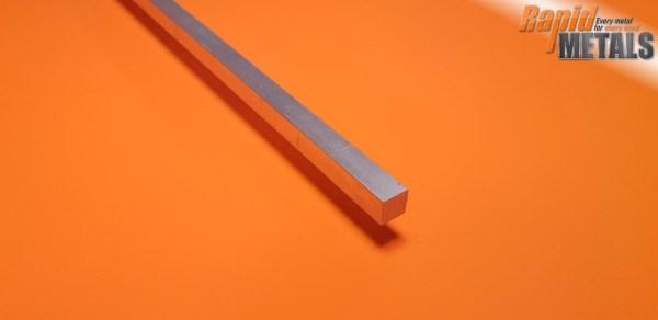 """Aluminium (6082) Square 1/4"""""""