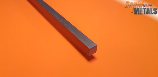 Bright Mild Steel (080a15) Square 25mm