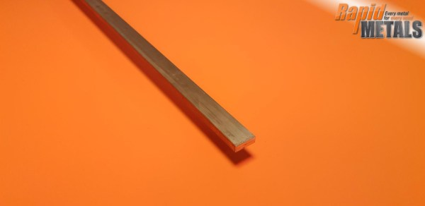 Brass Flat 38.1mm x 6.4mm