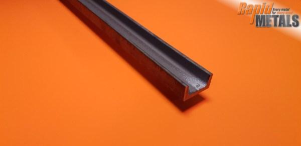 Mild Steel Channel 76mm x 38mm x 6.7kg