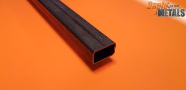 Mild Steel Box 100mm x 60mm x 5mm Wall