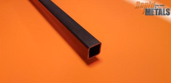 Mild Steel Box 25mm x 25mm x 3mm Wall