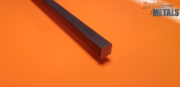 Mild Steel Square 25mm