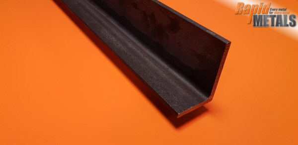 Mild Steel Angle 75mm x 50mm x 8mm Wall