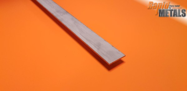 Stainless Steel (304) Flat 75mm x 25mm
