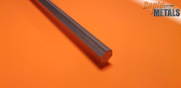 Stainless Steel (303) Hexagon 13mm