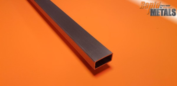 Stainless Steel (304) Box 40mm x 20mm x 1.5mm Wall