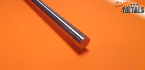 Stainless Steel (303) 25mm Round