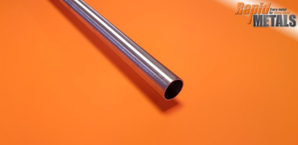 Stainless Steel (304) Tube 15mm x 1.5mm Wall