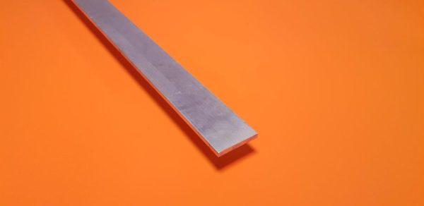 """Aluminium (6082) Flat 3"""" x 1"""""""