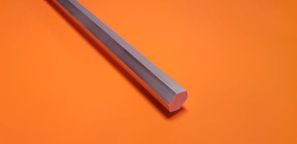 """Aluminium (6082) Hexagon 1"""""""