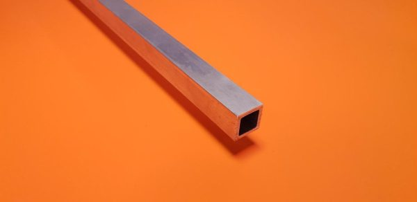 "Aluminium Box 5/8"" x 5/8"" x 1.6mm Wall"