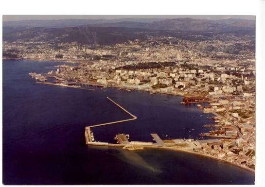 1972-Aspecto Terminal de Bouzas (Archivo Porto de Vigo)