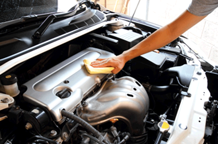 Is Your Engine Healthy?