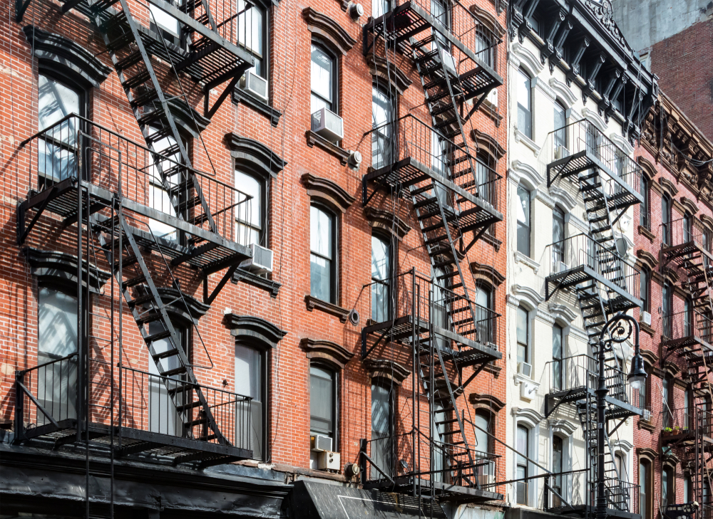 The Importance Of A Fire Escape Ladder Rapid Restoration