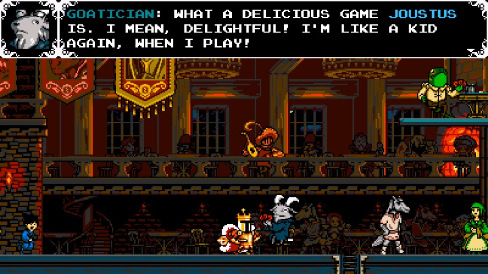 Shovel Knight King of Cards On Nintendo Switch