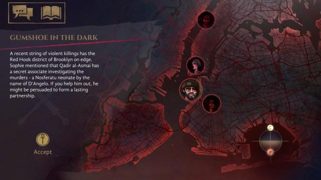 Nintendo Switch Vampire Masquerade Coteries of New York Review