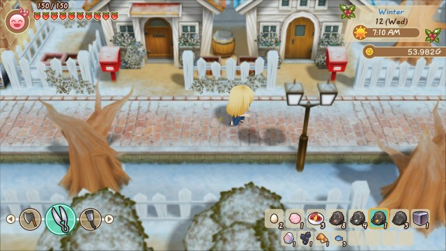 Story Of Seasons Friends Of Mineral Town Review Rapid Reviews