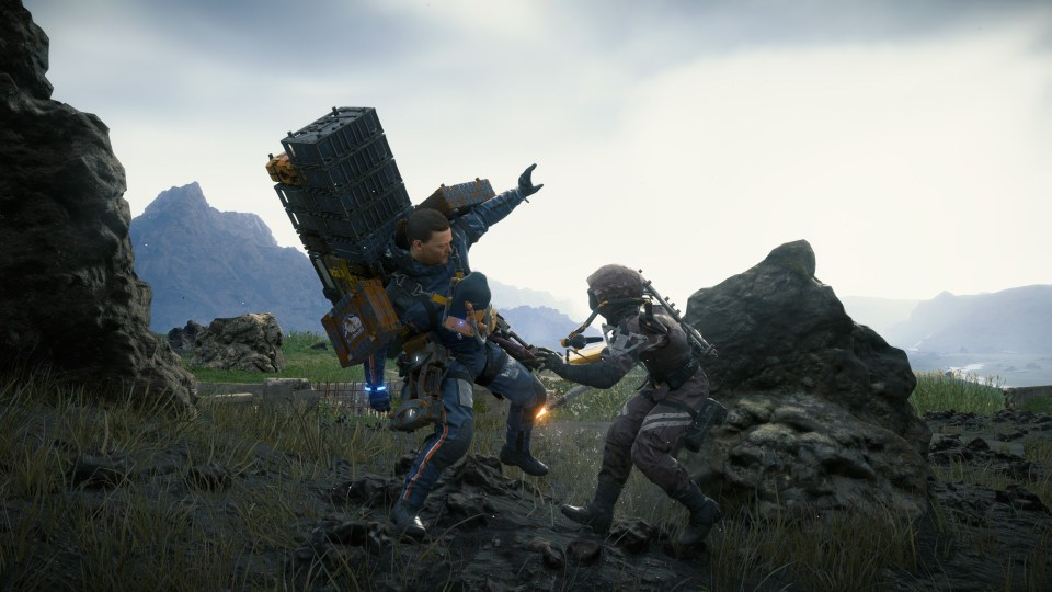 Death Stranding PC Review