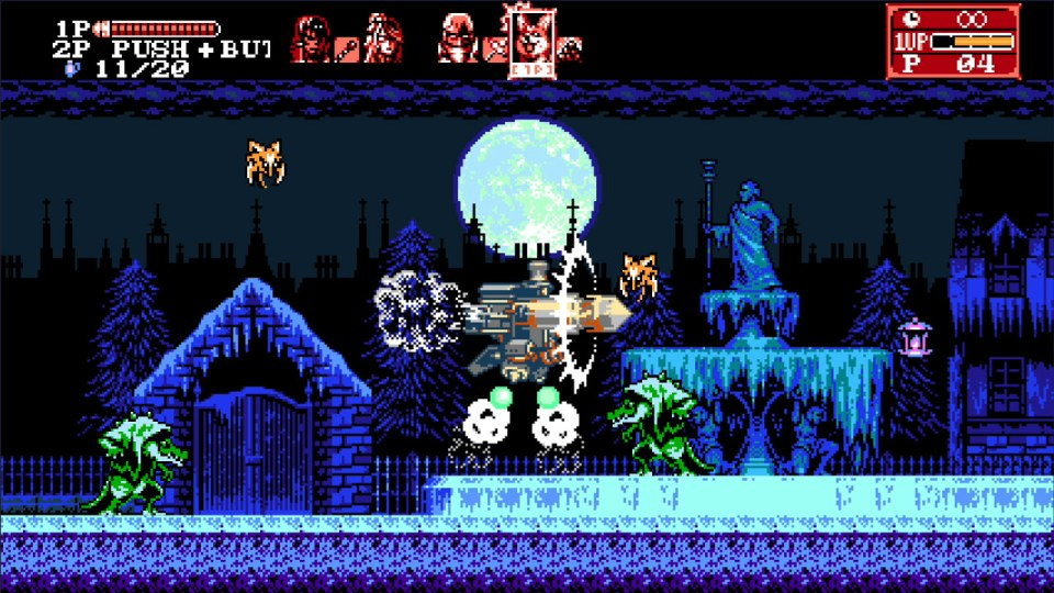Bloodstained Curse of the Moon 2 Review
