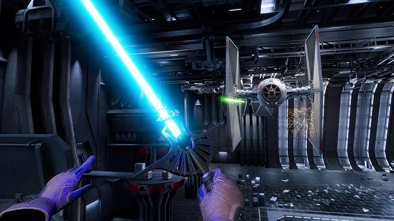 Vader Immortal Oculus Quest