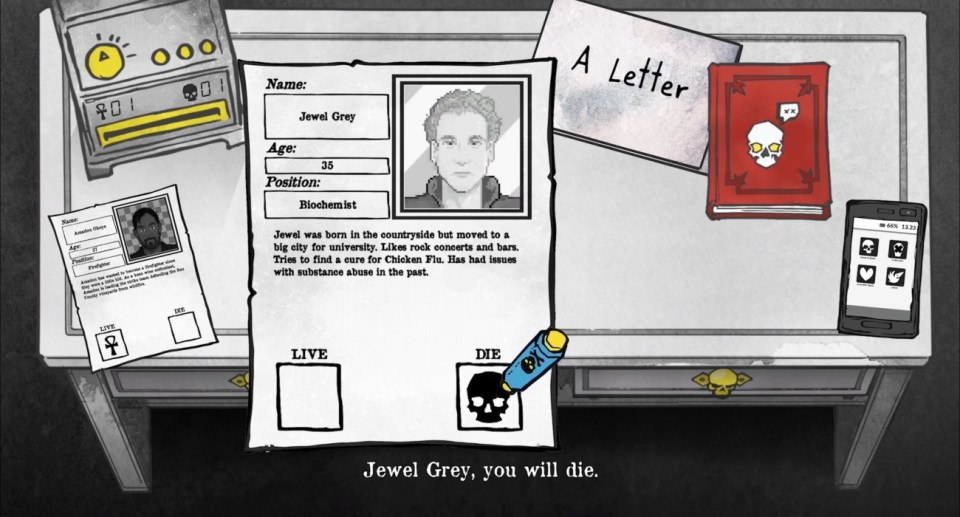 Death and Taxes Review