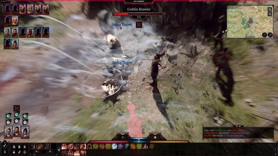 Baldurs Gate 3 Early Access Review
