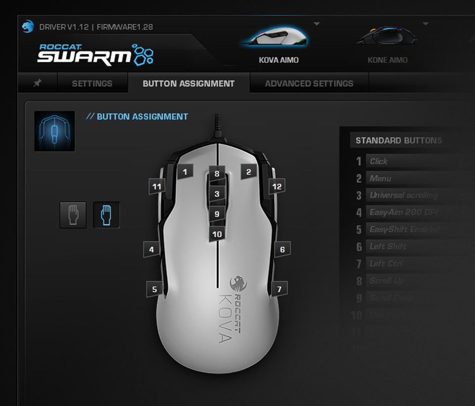 ROCCAT Swarm Software Review