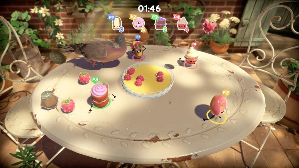 cake bash xbox