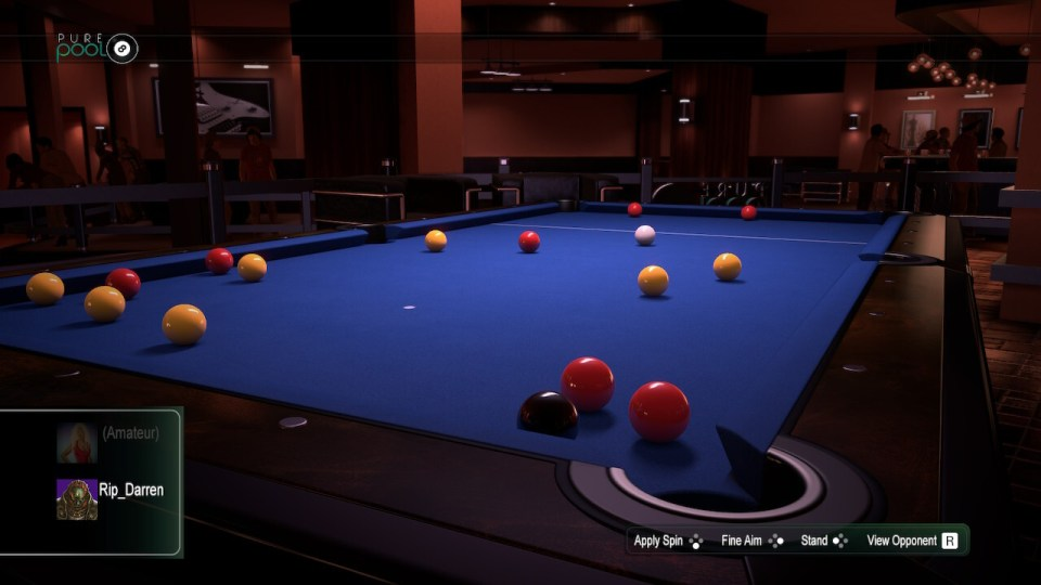 Pure Pool on Switch
