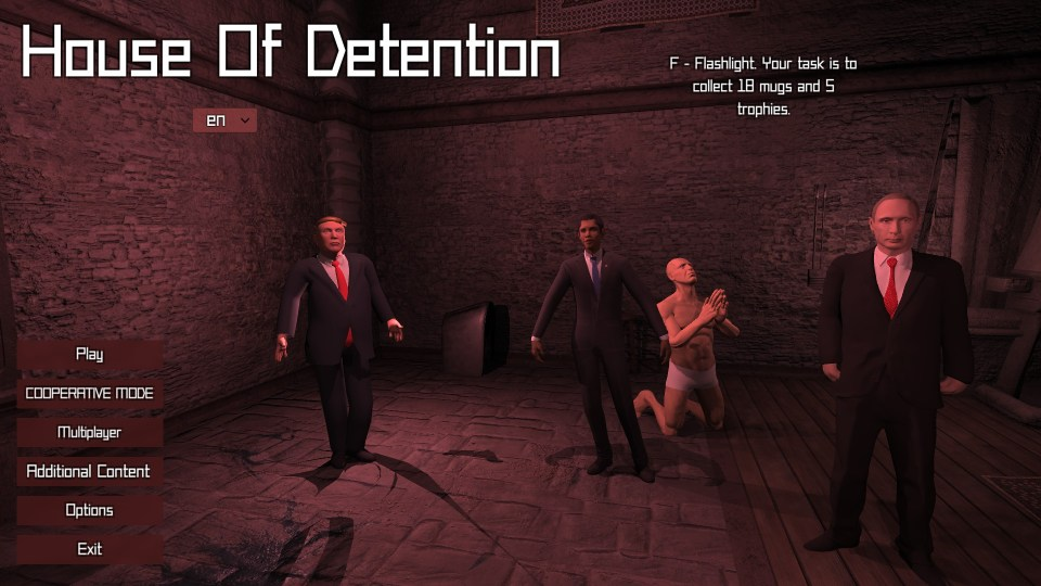 House of Detention Steam Review