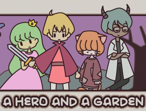 A Hero and a Garden Review