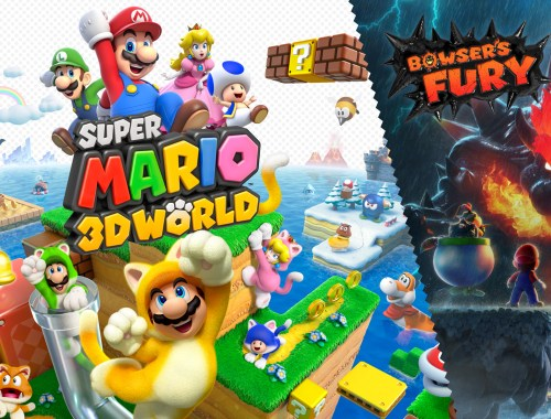 Super Mario 3D World + Bowser's Fury Nintendo Switch Review
