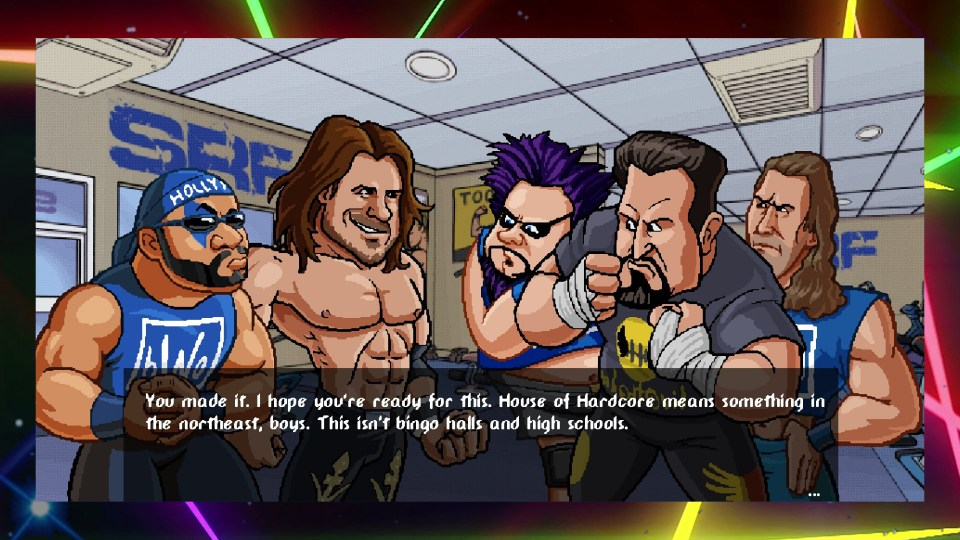 RetroMania Wrestling Xbox Review