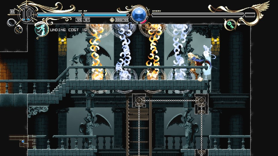 Record of Lodoss War: Deedlit in Wonder Labyrinth review