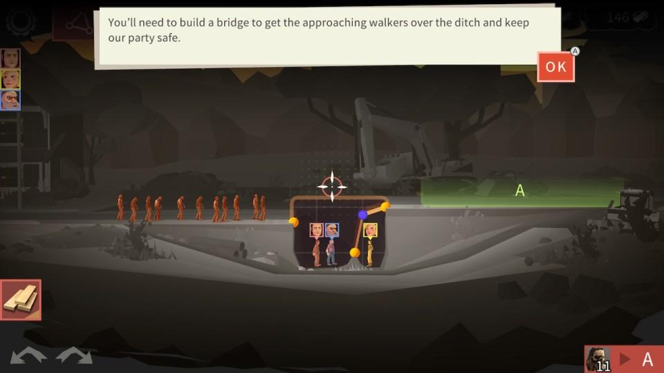 Bridge Constructor: The Walking Dead review
