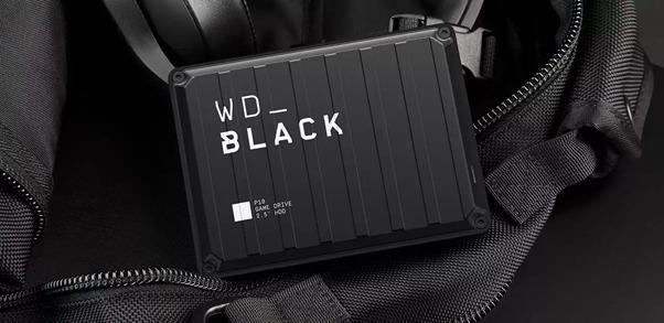 WD_Black P10 Drive