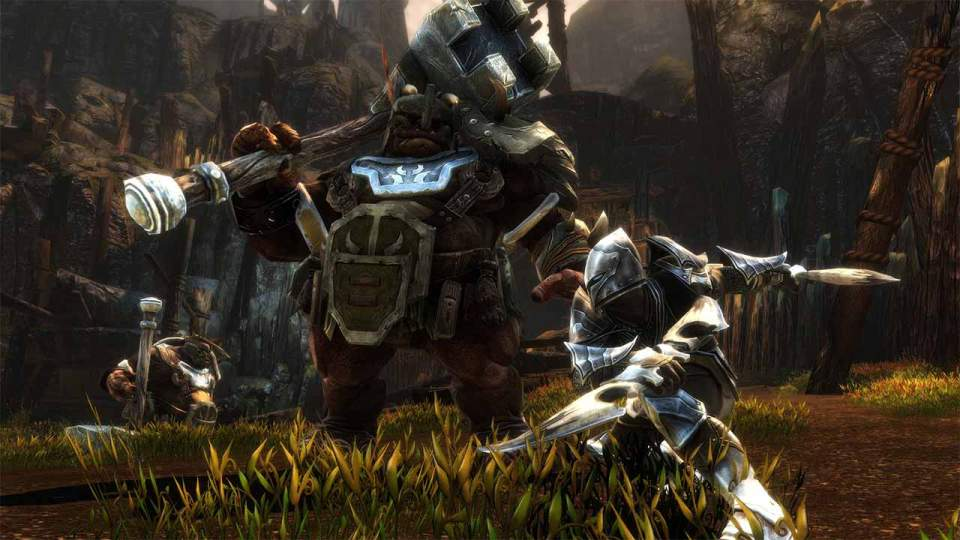 Rapid Reviews UK's review of Kingdom of Amalur Re-Reckoning for Nintendo Switch