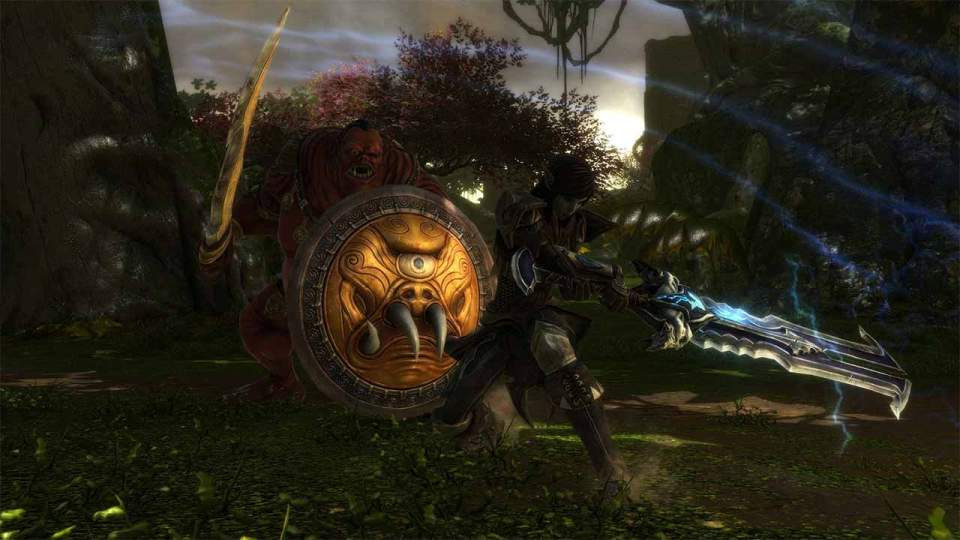 Rapid Reviews UK reviews Kingdom of Amalur Re-Reckoning for the Nintendo Switch