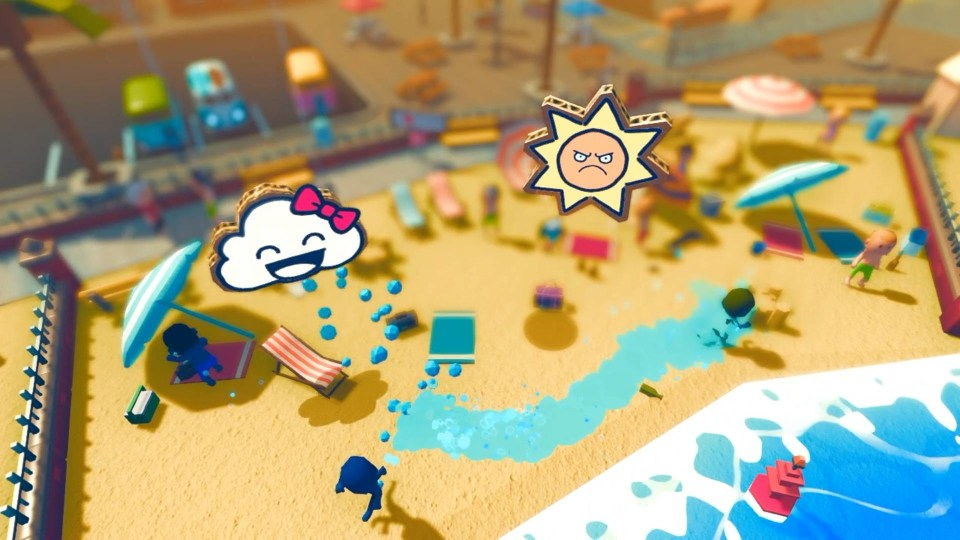 Rain on Your Parade Xbox Review