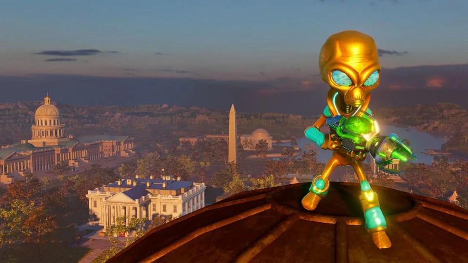 Crypto is on top of Washington