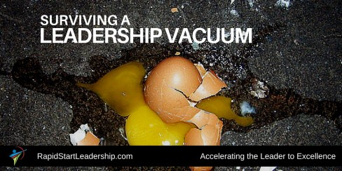leadership vacuum