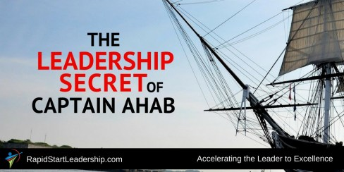 The Leadership Secret of Captain Ahab - Span of Control