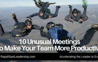 10 Unusual Meetings