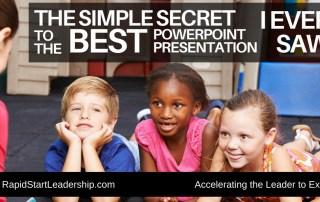 Presentation Secret