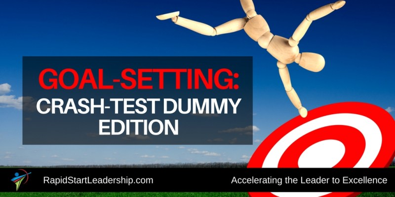 Goal Setting Crash Test