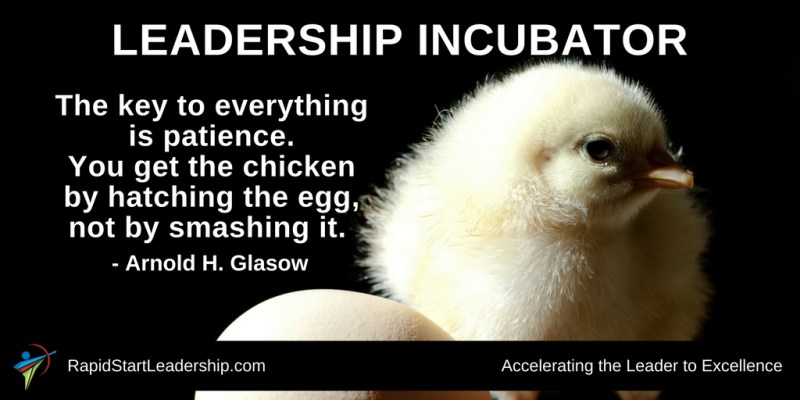 Leadership Incubator